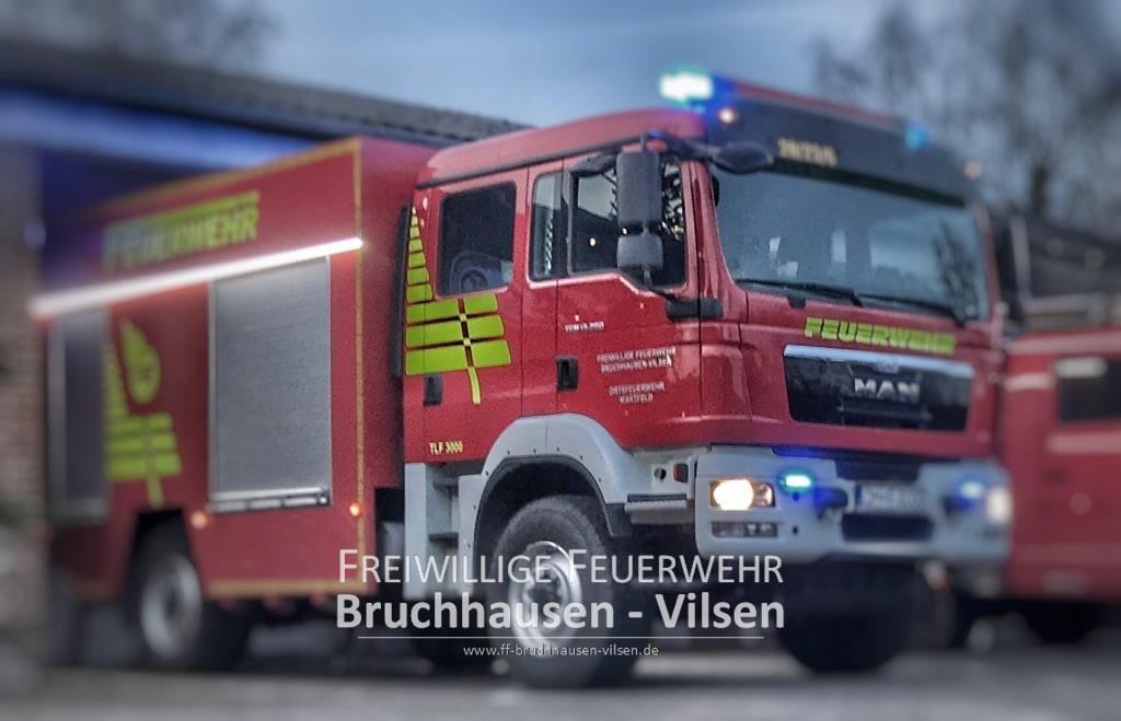 Symbolbild Feuerwehr Einsatz Martfeld