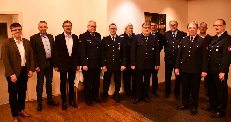 23.11.2019 69. Jahreshauptversammlung Ortsfeuerwehr Engeln